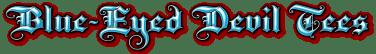 Blue-Eyed Devil Tees